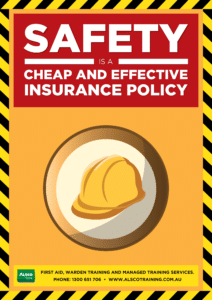 Safety is a cheap and effective insurance policy