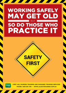 Working Safety may get old, but so do those who practice it