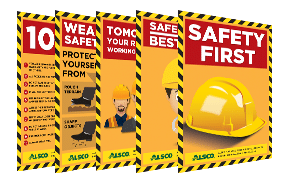 Alsco Training Workplace Safety Posters