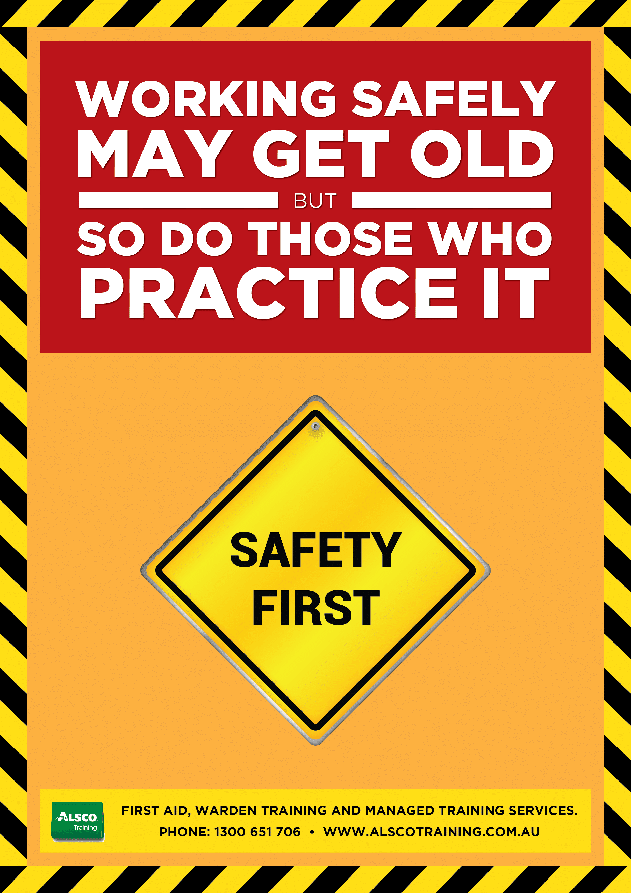 Workplace Safety Posters | Downloadable and Printable | Alsco Training