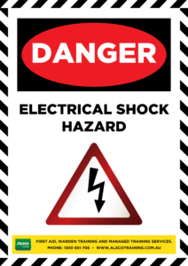 Danger: Electrical Shock Hazard