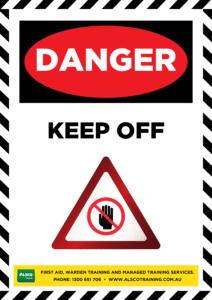 Danger: Keep Off