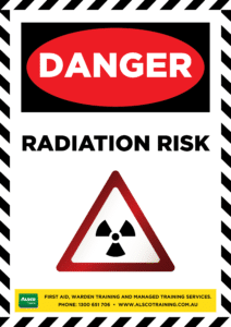 Danger: Radiation Risk